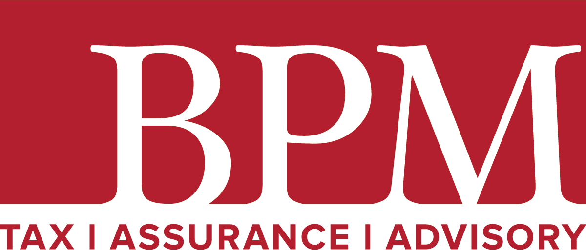 BPM Logo - Red Tagline