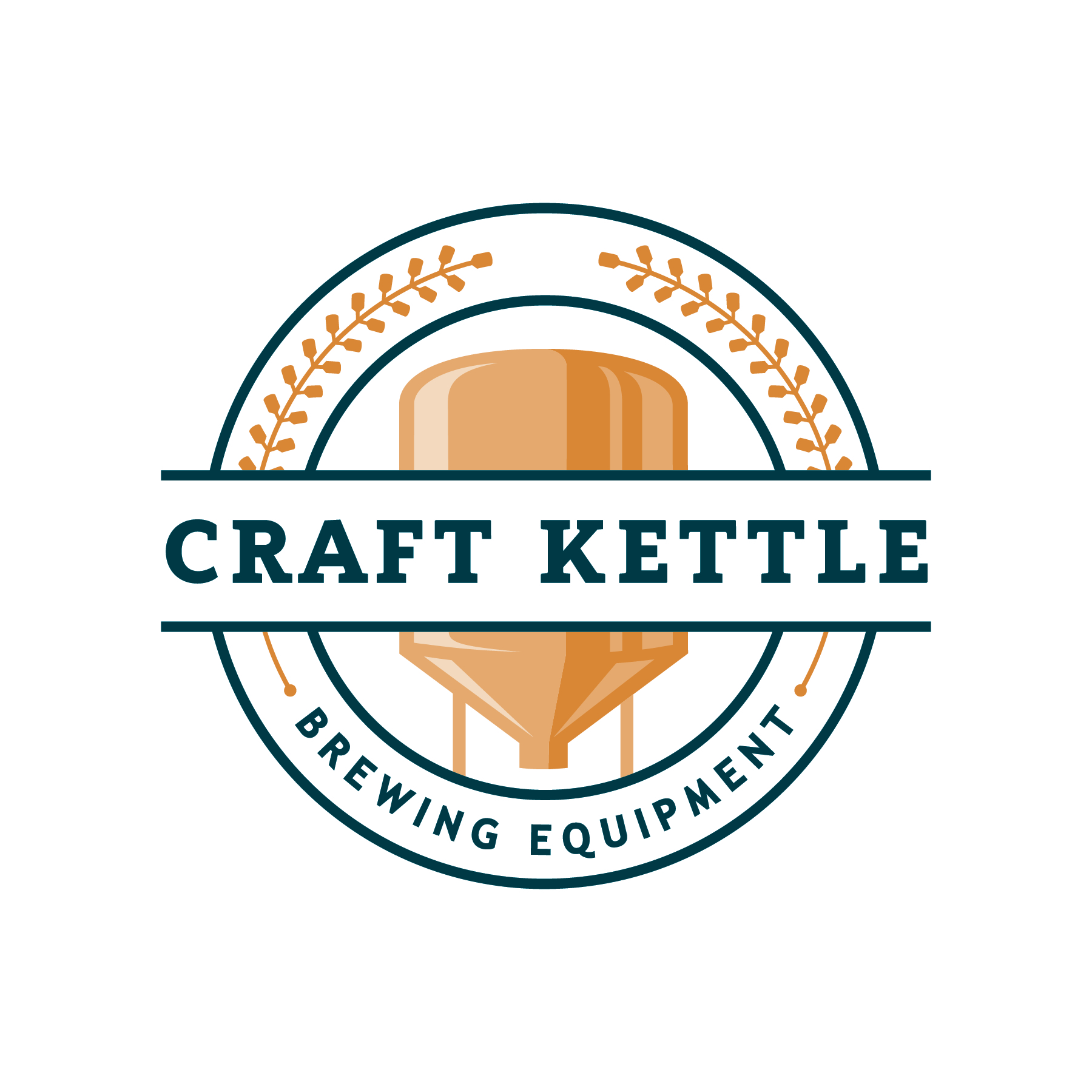 Craft Kettle Brewing Logo