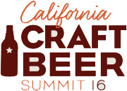 The California Craft Beer Summit 2016 logo