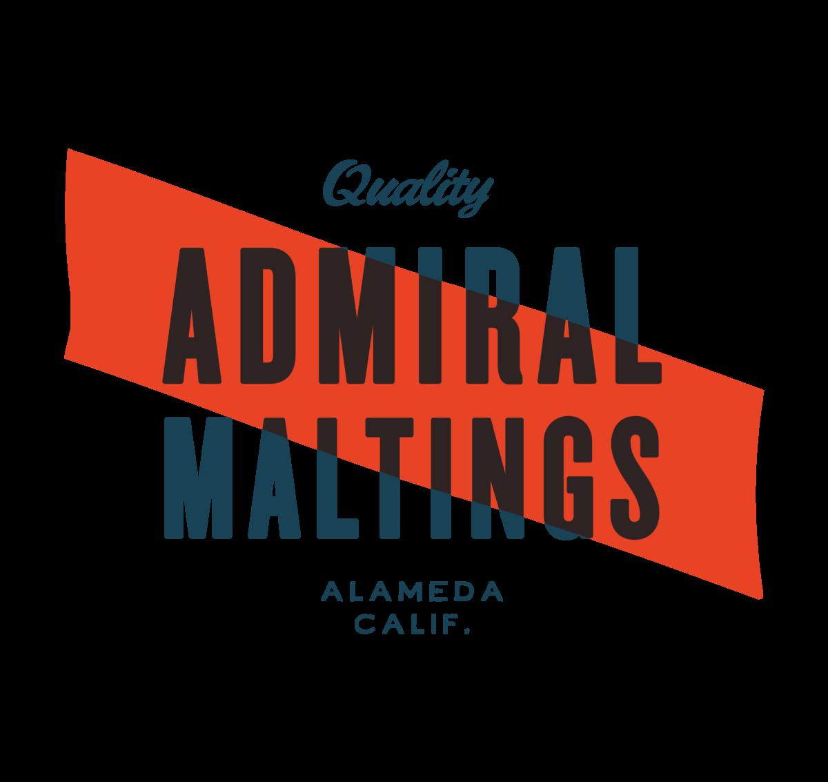 Admiral Maltings Logo 2019