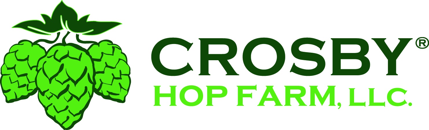 Crosby Hop Farm_Hop Cluster Logo_Registered_HighRes