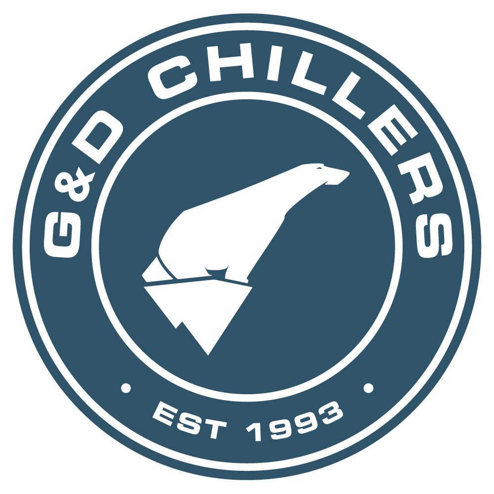G&D Chillers Logo