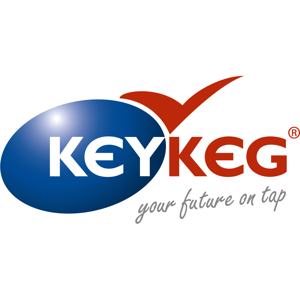 KeyKeg Tagline (Color, square, small)