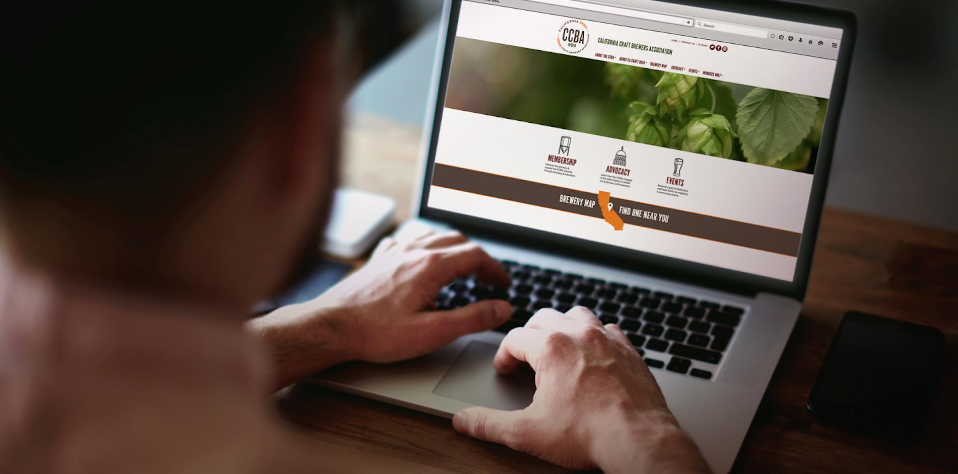 New CCBA Website!