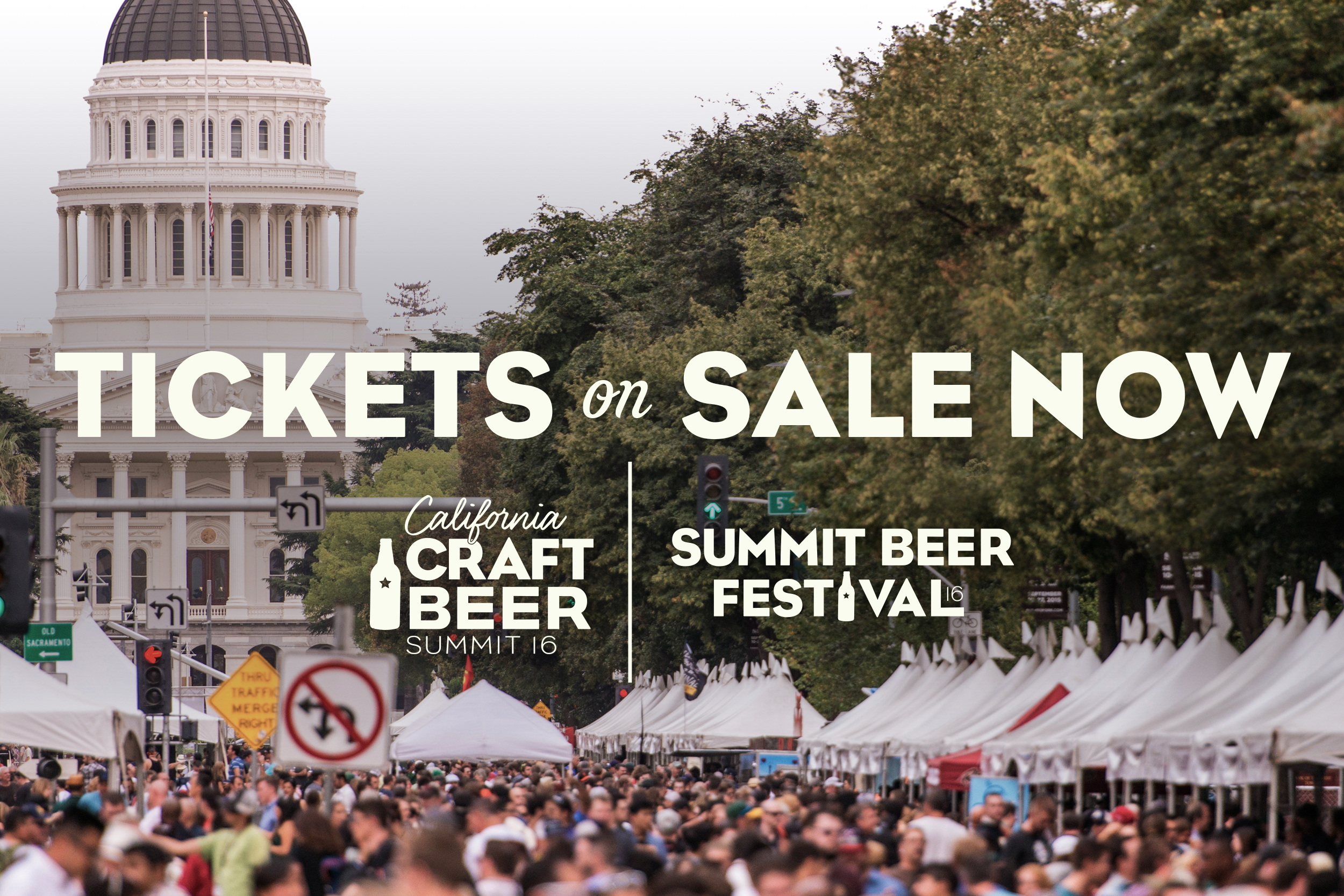 Tickets for 2016 California Craft Beer Summit and Beer Festival Now on Sale
