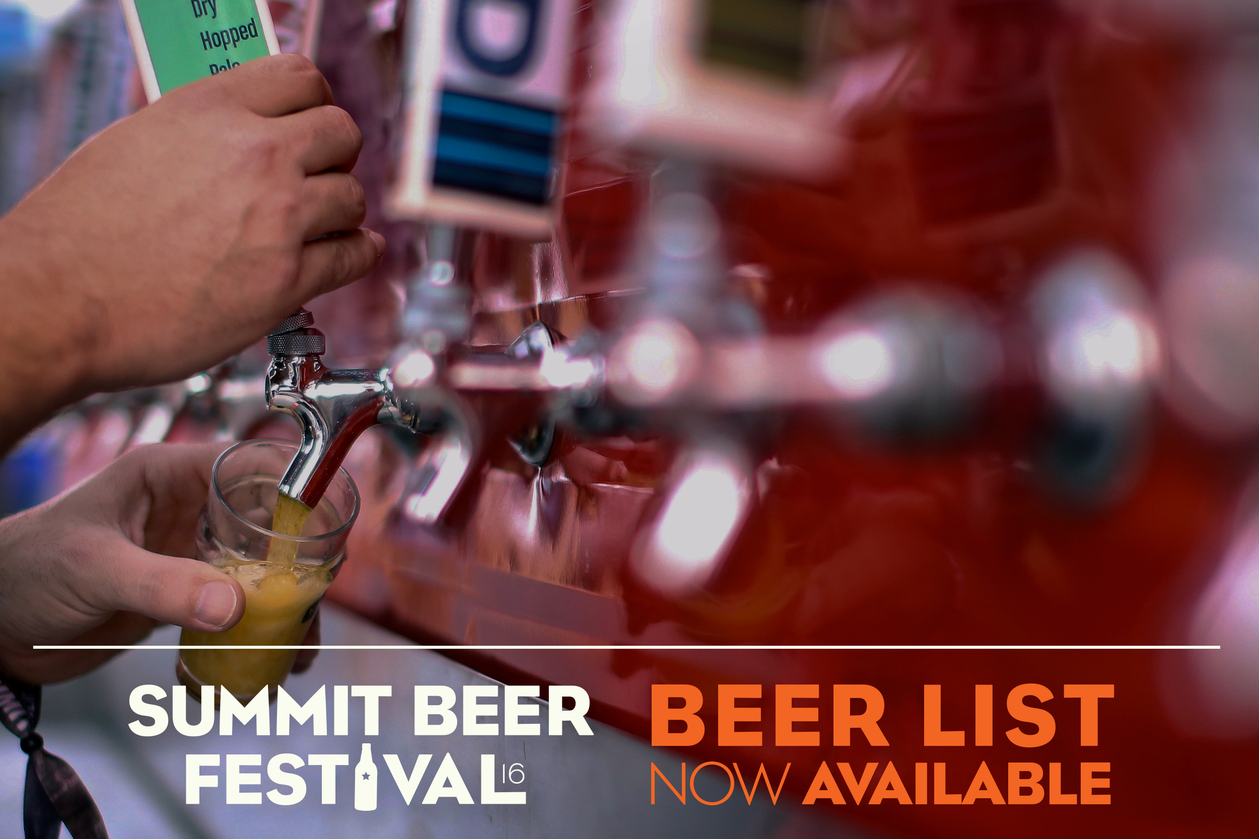 Summit Beer Festival