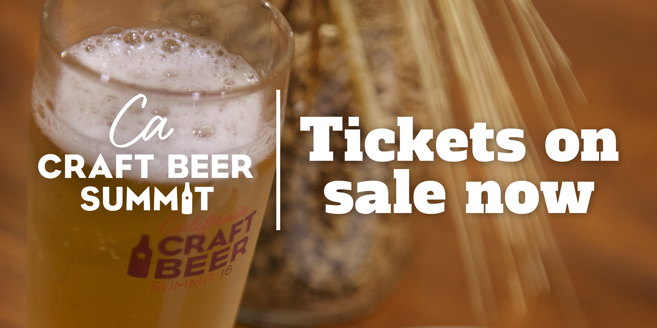 California Craft Beer Summit Returns to Sacramento