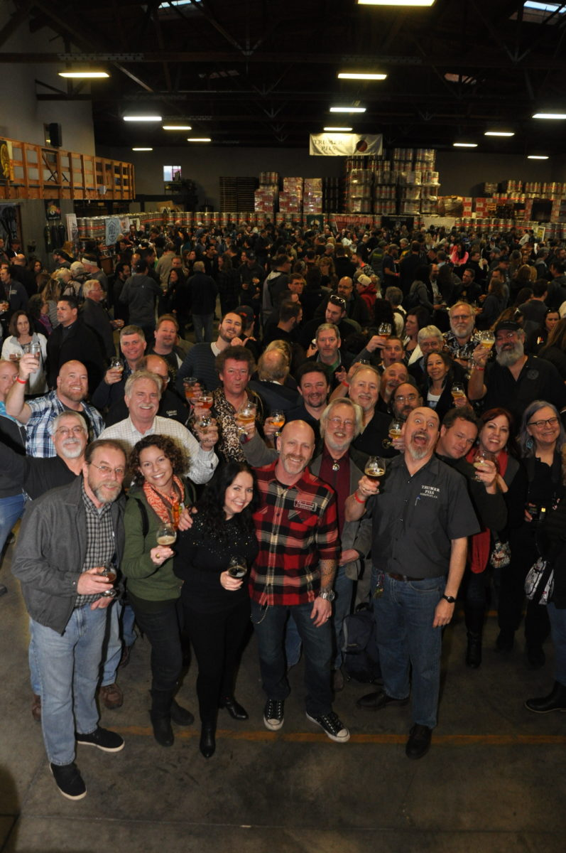 Brewery List Released for the Celebrator 30th Anniversary Beer Festival!