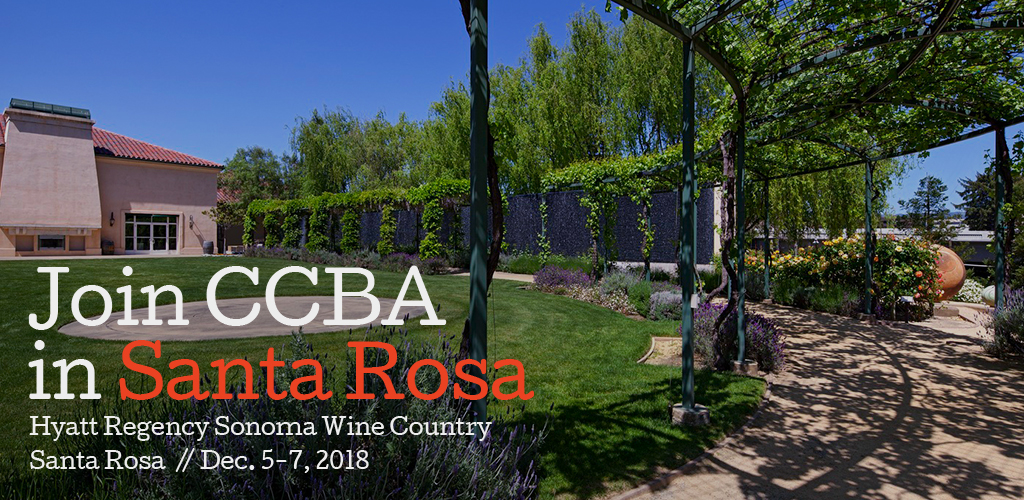 CCBA Fall 2019 Conference, Sacramento | California Craft Beer