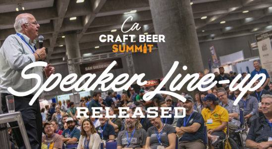 What do you want to learn at the California Craft Beer Summit?