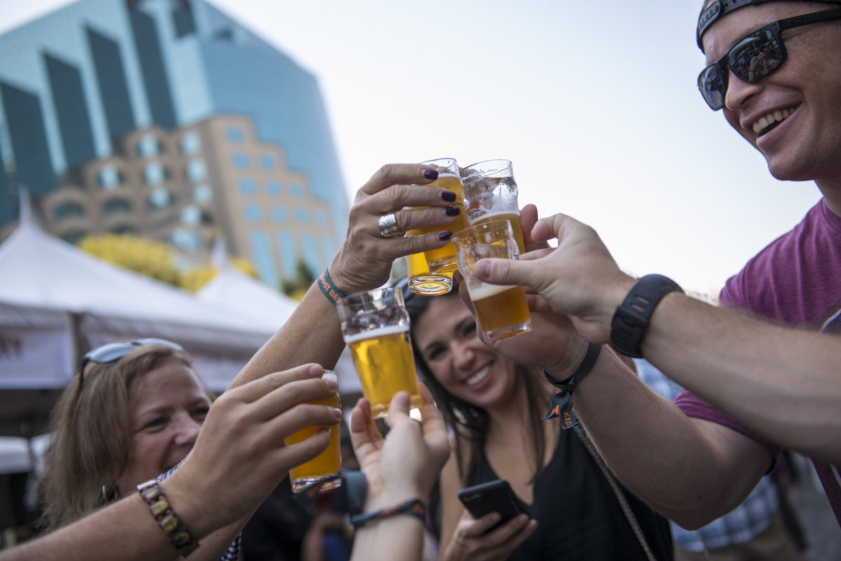 The 2018 Summit Beer Festival Announces a Line-Up of 170 Breweries! The Largest California Craft Beer Festival in History!