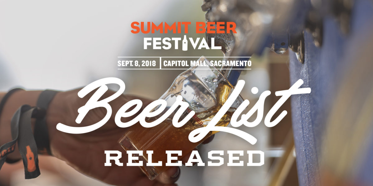 California's Signature Craft Beer Event Brings More Breweries and More Beer to Sacramento