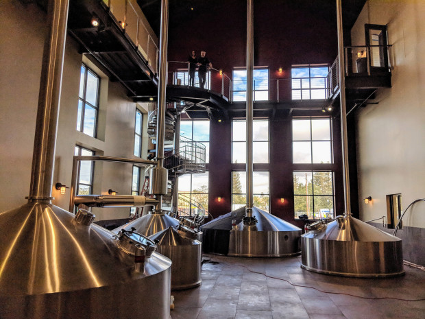 Join Us at the CCBA Fall Conference Brewery Tour in Sonoma County