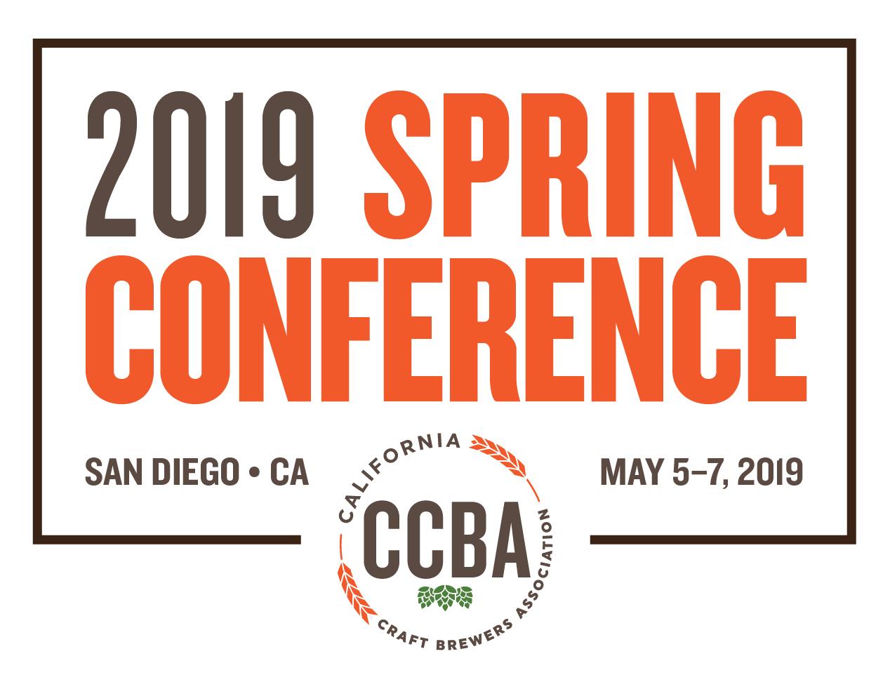 CCBA Bi-Annual Conference logo