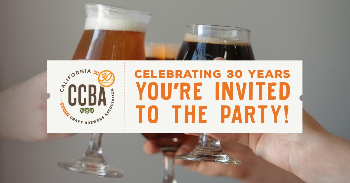 Celebrate CCBA's 30th Anniversary at the Summit!